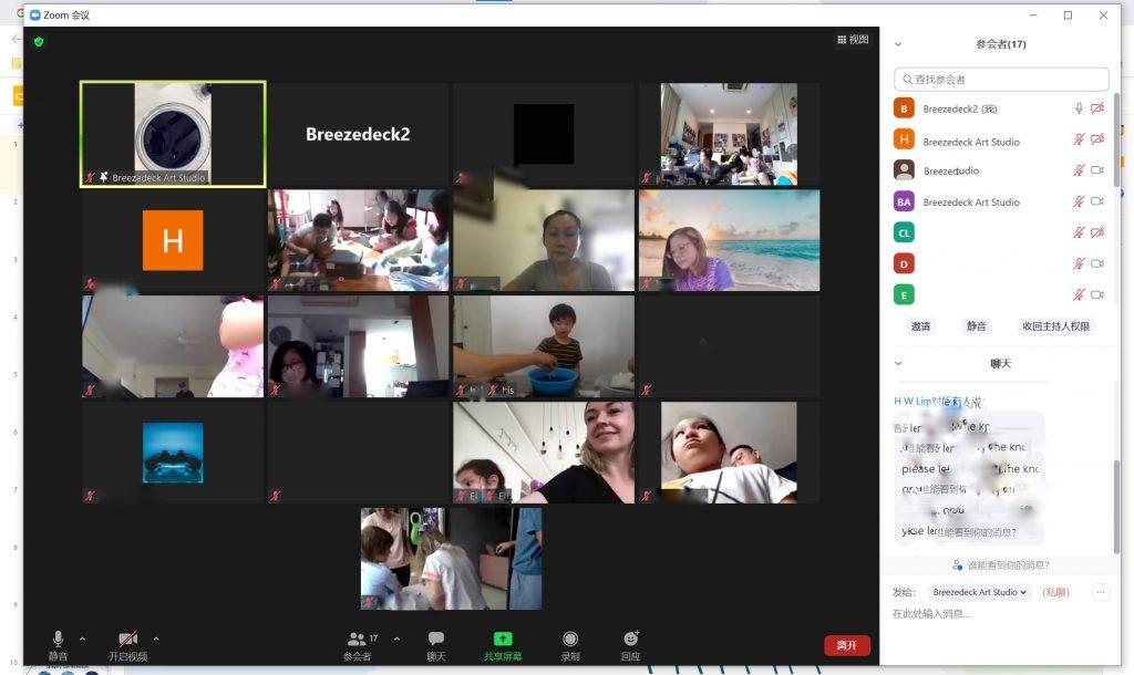 tie dye virtual workshop 2